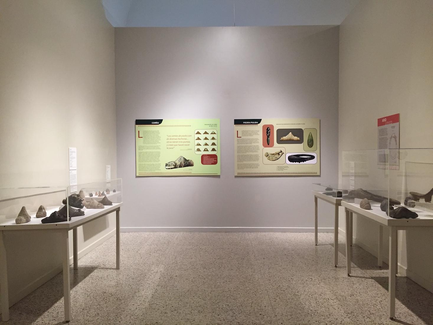 En exposición: Objetos ancestrales en lítica